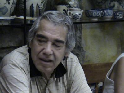 RUEDA DE PRENSA DE AYER DEL DR. JAIME ORNELAS.